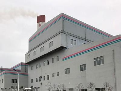 山东枣庄垃圾焚烧发电前分选线项目