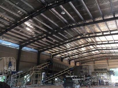 南昌30万吨陈腐垃圾运营项目